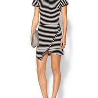 Earn Your Stripes Dress