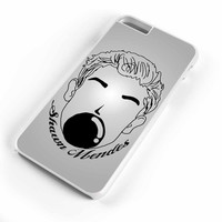 Shawn Mendes Balloon Black And White Illustrations iPhone 6S Plus Case iPhone 6S Case iPhone 6 Plus Case iPhone 6 Case
