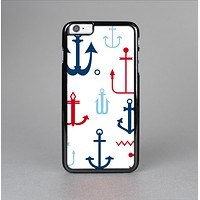 The Various Anchor Colored Icons Skin-Sert for the Apple iPhone 6 Skin-Sert Case