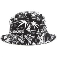 Diamond Supply, Reefer Madness Bucket Hat - Hats - MOOSE Limited