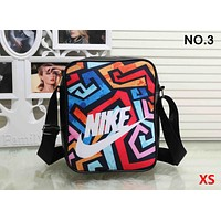 NIKE 2018 new men and women fashion colorful shoulder bag F-XS-PJ-BB NO.3