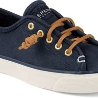 Sperry Top-Sider Seacoast Washable Sneaker Navy, Size 9.5M  Women's Shoes