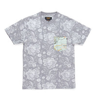 10 Deep: Tribes Pocket Shirt - Heather Grey