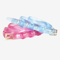 2 Pack Jelly Belts