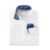 Essex Classics Fitted Coolmax® Wrap Neck Show Shirt | Dover Saddlery