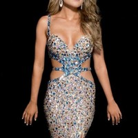 Sequined Gown by Jasz Couture