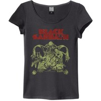 Black Sabbath  Sab Bloody Sab Junior Top Black