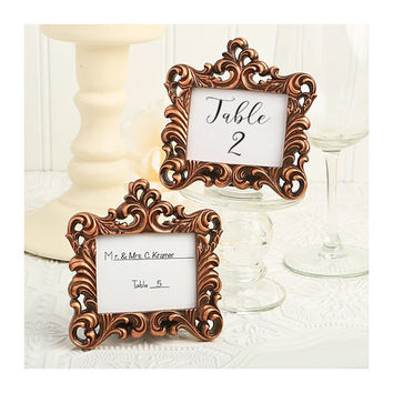 Place Card Holder Frames Set Of 5 Small From Tea And Becky