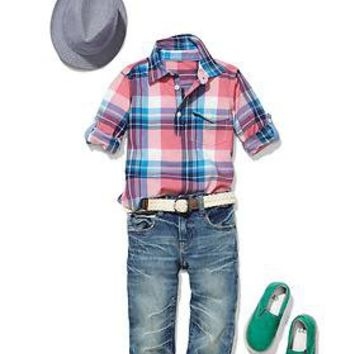 Baby Clothing: Toddler Boy Clothing: Outfits we ♥ Spring Break | Gap