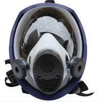 Updated Full Face Mask For 6800 Gas Mask Full Face Facepiece Respirator For Painting Spraying Free Shipping