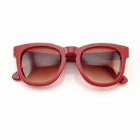 CLASSIC FOX FRAME at Wildfox Couture in  PINK FRAME, CREAM FRAME, RED FRAME, TORTOISE FRAME