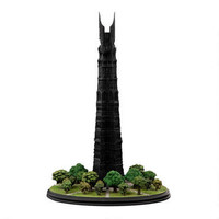 The Lord of the Rings Orthanc Black Tower of Isengard by Weta |