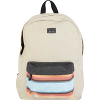 ALL DAY CANVAS BACKPACK