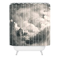 Caleb Troy Find Me Among The Stars Shower Curtain