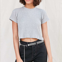 Vintage Waffle Thermal Top - Urban Outfitters
