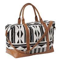 Old Navy Womens Jacquard Tote Size One Size - Black Jacquard