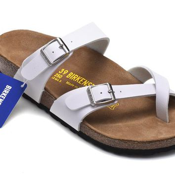 Men's and Women's BIRKENSTOCK sandals Mayari Birko-Flor 632632288-107