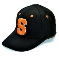 Licensed Syracuse Orangemen Official NCAA Infant One Fit Hat Cap Orange Top Of The World KO_19_1