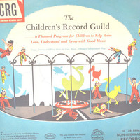 Children's Record Guild Songs and Stories by CRG Records
