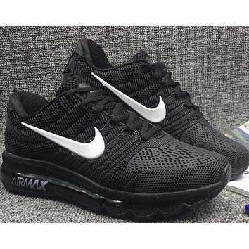"""Nike Air Max"" Unisex Sport Casual Air Cushion Sneakers Couple Running Shoes"