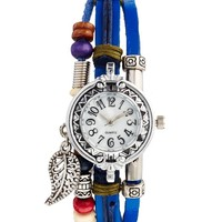 Medley | Medley Blue Friendship Watch at ASOS