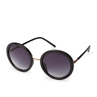 F9425 Quirky Round Sunglasses