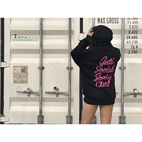 Anti Social Social Club Hooded Sweater S---XL