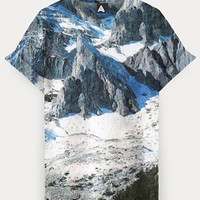 ANDCLOTHING — AND.ALSO Mountain Tee
