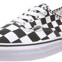 Vans Authentic Mix Checker Unisex Trainers