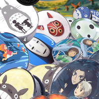 Limited Run - Studio Ghibli - Image Plugs