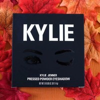 KYLIE black shiny fashion cool Eye Shadow [11805366604]