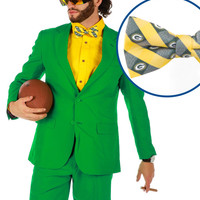 The Green Bay Packers Go Pack Go Suit