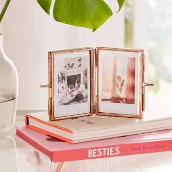 Amelia Glass Display Frame | Urban Outfitters