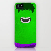 Hulk iPhone & iPod Case by TheLinC