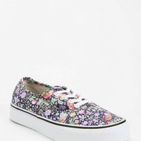 Urban Outfitters - Vans X Liberty London Authentic Bird Print Sneaker