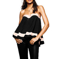 Colorblock Strapless Bra Top - Victoria's Secret