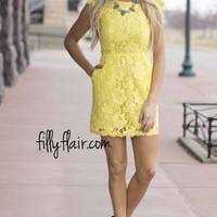Lost in Lace in Lemon - What's New