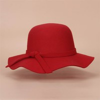 Red Fedora Hat - Hat and Hair - Accessories