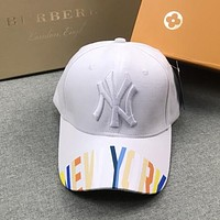 NY Fashion Embroidery Baseball Cap Hat
