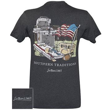 Southern Limits Tailgate Traditions Unisex T-Shirt