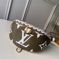 Louis Vuitton LV Women Shopping Leather Tote Handbag Shoulder Bag Purse Wallet