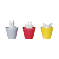 Animal Ears Containers - Set of 3