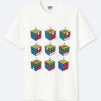 THE BRANDS SHORT-SLEEVE GRAPHIC T-SHIRT (ROLAND)