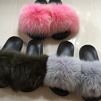 Zoo Slides fur cody slides