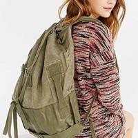 Urban Renewal Vintage French Linen Backpack- Assorted One
