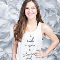 Arsenicandlaceshop — I Wish I Was a Gilmore Girl Oatmeal Tank