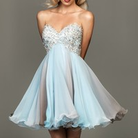 NightMoves by Allure a408 Dress