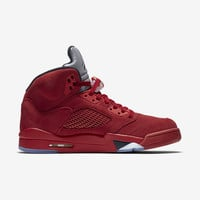 The Air Jordan 5 Retro Men's Shoe.