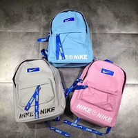 NIKE Trending Fashion Sport Laptop Bag Shoulder School Bag Backpack H-A-GHSY-1