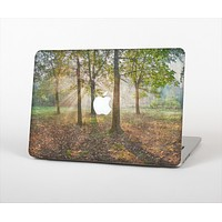 The Vivia Colored Sunny Forrest Skin Set for the Apple MacBook Pro 15""